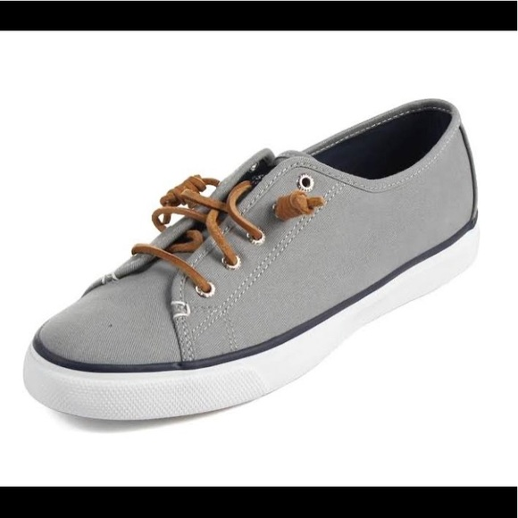 Topsider Womens Seacoast Canvas Sneaker